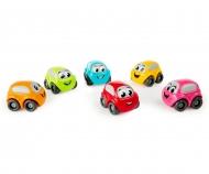 VP Mini autíčko Bubble, 6 druhů