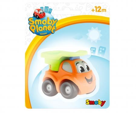 smoby VP Mini autíčko užitkové, 6 druhů