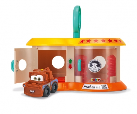 smoby VP Cars 3 Mini garáž