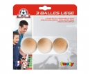 BALLES LIEGE 35MM X 3 EN BLISTER