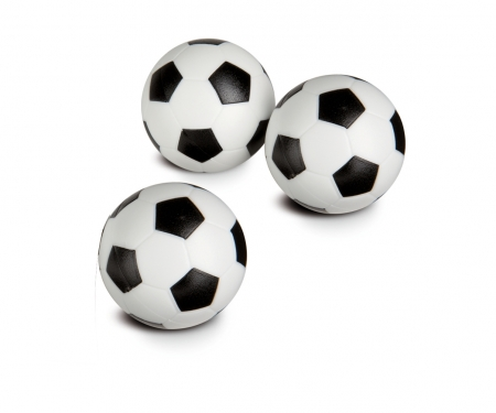 smoby PLASTIC BALLS 34 MM X3