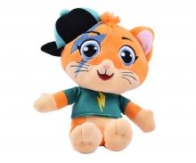 smoby Smoby 44 Cats Plüschfigur Lampo mit Musik