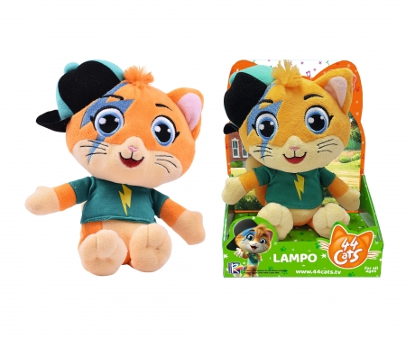 smoby 44 CATS MUSICAL PLUSH LAMPO