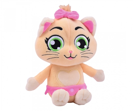 smoby 44 CATS MUSICAL PLUSH PILOU