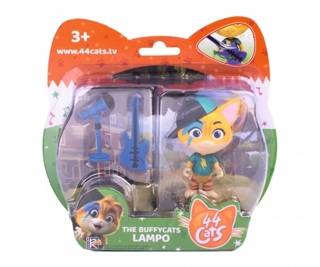 smoby 44 CATS FIG LAMPO / GUITAR