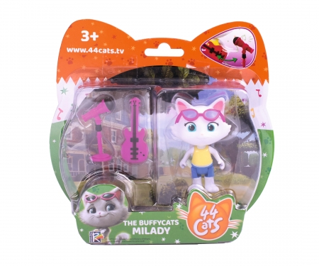 smoby 44 CHATS FIG MILADY + BASSE