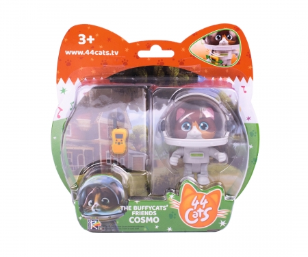 smoby 44 CATS FIG COSMO / TALKIE-WALKIE