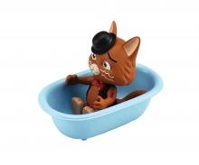 44 Cats Spielfigur Stink mit Badewanne