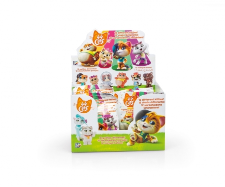 smoby 44 CATS FLOWPACK WITH FIG
