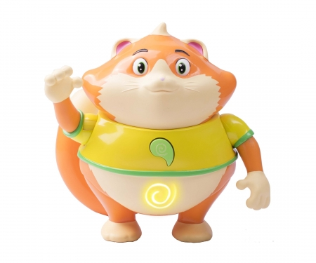 "smoby 44 CATS 6"" MUSIC POWER FIG MEATBALL"