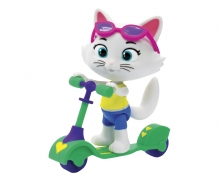 smoby MILADY CON PATINETE 8 CM