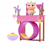 smoby 44 CHATS DELUXE PLAYSET/PILOU