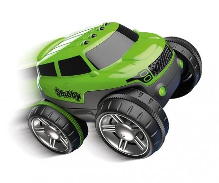 smoby Smoby FleXtreme Fahrzeug SUV grün