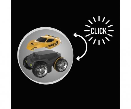 smoby Smoby FleXtreme Fahrzeuge Rennauto gelb