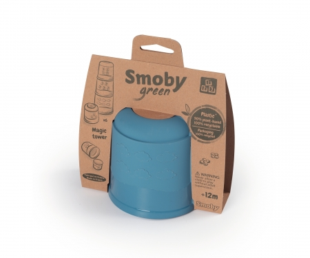 smoby Torre Encajables Smoby Green