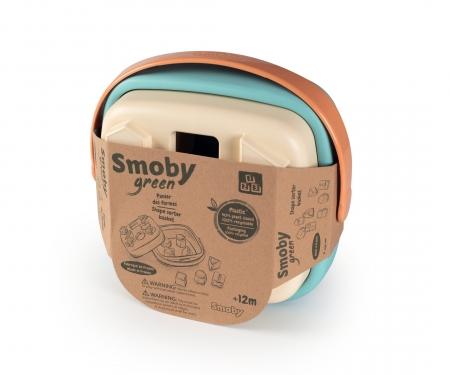 smoby SMOBY GREEN SHAPE SORTER BASKET