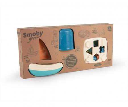 smoby SMOBY GREEN AWAKENINGS AND BATH SET