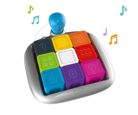 smoby Smoby Smart Clever Cubes