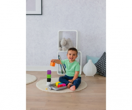 SMOBY SMART CUBES MALINS