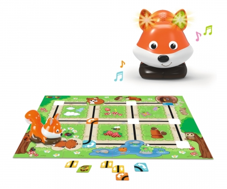 smoby Smart Liška herní deska