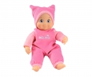 smoby MiniKiss Puppe, rosa