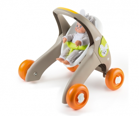 smoby Minikiss Animals 3in1 Laufwagen