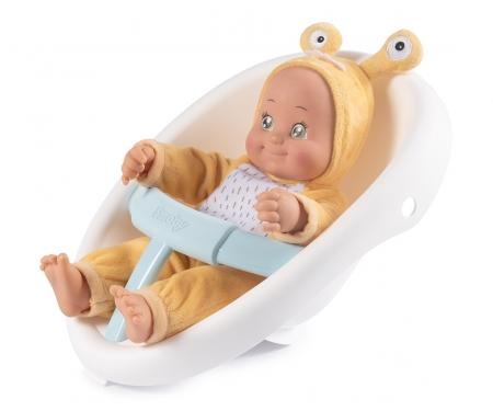 smoby MINIKISS BABY WALKER CROC 3 EN 1