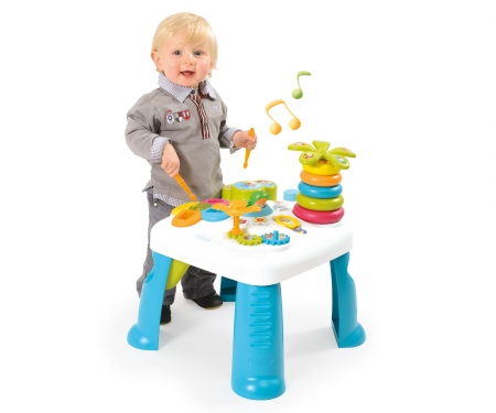smoby COTOONS ACTIVITY TABLE ASST