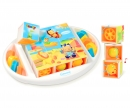 smoby COTOONS PUZZLE CUBES