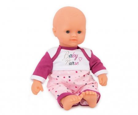 smoby Baby Nurse Schmusepuppe Mon Amour, 32 cm