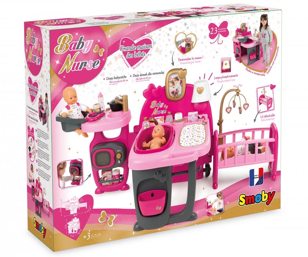 Baby Nurse Puppen Spielcenter Puppenzubehor Puppen Zubehor