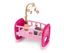 Baby Nurse Puppenwiege mit Mobile