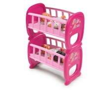 BN TWIN BABY COTS
