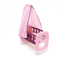 smoby Smoby Baby Nurse Puppenwiege mit Himmel