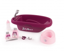 smoby BN BATH SET AND ACCESSORIES
