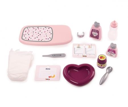 smoby BN Kufřík s kojeneckými potřebami