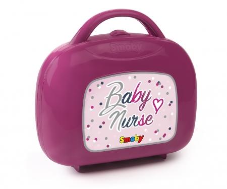 smoby Smoby Baby Nurse Puppenpflegekoffer