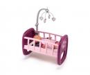 smoby Baby Nurse Puppenwiege mit Mobile
