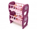 smoby BN TWIN BABY COTS