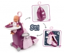 smoby BN NURSERY SUITCASE 3IN1