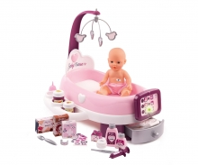 smoby Smoby Baby Nurse elektronische Puppenpflege-Station