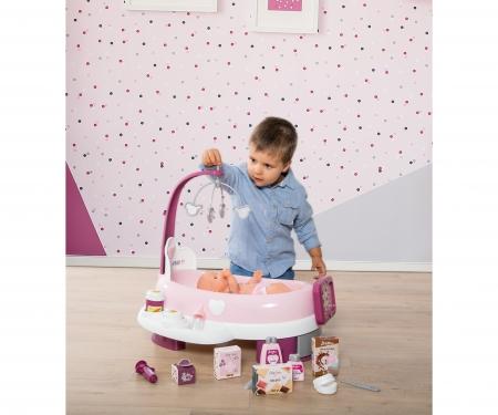 smoby Baby Nurse elektronische Puppenpflege-Station