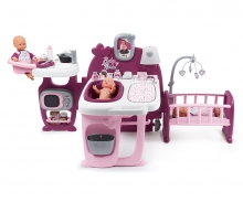 smoby Smoby Baby Nurse Puppen-Spielcenter