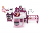 smoby Baby Nurse Puppen-Spielcenter