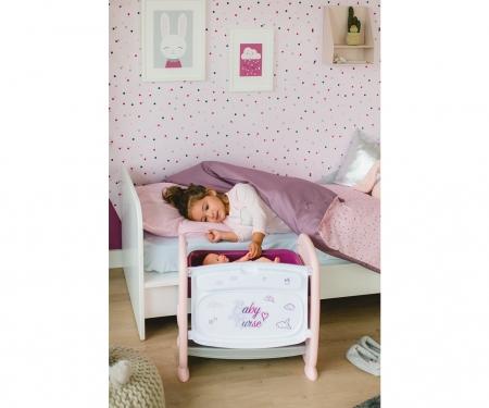 smoby Baby Nurse Puppen-Beistellbett