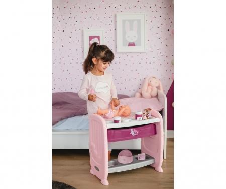 smoby Smoby Baby Nurse Puppen-Beistellbett