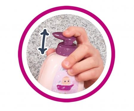 smoby Smoby Baby Nurse elektronische Puppen-Badewanne