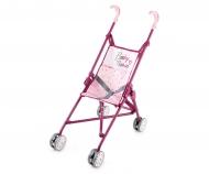 smoby Baby Nurse Puppenwagen, zusammenklappbar