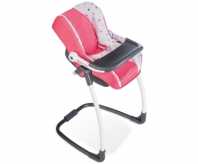 smoby MC&Q SEAT + HIGH CHAIR