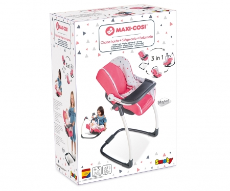 MC&Q SEAT + HIGH CHAIR